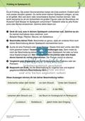 Orginielle Schreibanlässe für das Frühjahr: Materialien für das Planen und Schreiben Preview 3