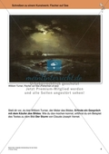 Originelle Schreibanlässe für den Herbst: Materialien für das Planen und Schreiben von Texten Preview 4