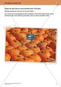 Originelle Schreibanlässe für den Herbst: Materialien für das Planen und Schreiben von Texten Preview 7