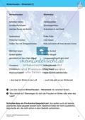 Winterfreuden - Winterleid: Pro-Contra-Gespräch. Arbeitsmaterial Preview 1