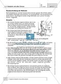 Methoden zum Thema 'Wortschatz': Erläuterung mit Hinweisen Preview 3