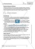 Methoden zum Thema 'Wortschatz': Erläuterung mit Hinweisen Preview 5