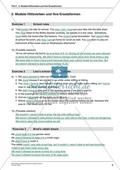 Modale Hilfsverben: Die Grammatikform verstehen + anwenden. Mit Arbeitsblättern. Preview 7