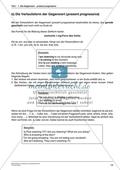 Present Progressive: Informationen zur Bildung und Verwendung + Übungen + Lösungen Preview 1