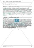 Adverbien der Art und Weise: Übungen + Lösungen Preview 4