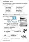 Simple Past: Erklärungen und Übungen zur Bildung und Verwendung + Lösungen Preview 2