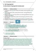 Simple Past: Erklärungen und Übungen zur Bildung und Verwendung + Lösungen Preview 6