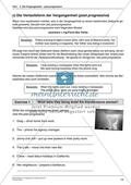 Past Progressive: Erklärungen und Übungen zur Bildung und Verwendung + Lösungen Preview 1