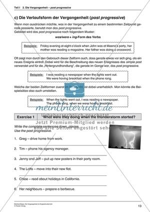 Englisch: Arbeitsblätter für die 9. Klasse   meinUnterricht