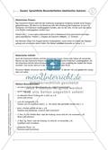 Übungen zu rhetorischen Stilmitteln + Lösungen Preview 3