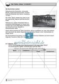 Der japanische Taifun 'Roke' und Silbenrätsel zu japanischen Naturkatastrophen: Arbeitsmaterial mit Lösungen Preview 1