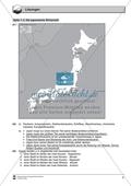 Die japanische Wirtschaft: Arbeitsmaterial mit Lösungen Preview 5