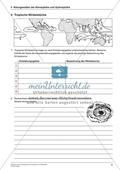 Naturgewalten der Atmosphäre und Hydrosphäre: Unterrichtseinheit Preview 4