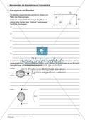 Naturgewalt der Gezeiten: Arbeitsmaterial mit Lösung Preview 1