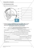 Der Schalenbau der Erde: Arbeitsmaterial mit Lösung Preview 1