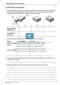 Von der Kontinentalverschiebung zur Plattentektonik: Arbeitsmaterial mit Lösung Preview 2