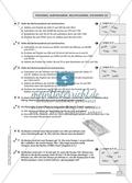 Hausaufgaben zu den Grundrechenarten: Addieren, Subtrahieren, Multiplizieren und Dividieren. mit Lösungen. Preview 5