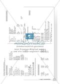 Hausaufgaben zu den Grundrechenarten: Addieren, Subtrahieren, Multiplizieren und Dividieren. mit Lösungen. Preview 7