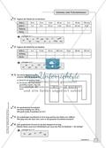 Geometrie - Hausaufgaben zum Umfang und Flächeninhalt von geometrischen Figuren mit Lösungen. Preview 5
