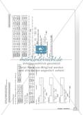 Geometrie - Hausaufgaben zum Umfang und Flächeninhalt von geometrischen Figuren mit Lösungen. Preview 8