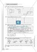 Geometrie - Hausaufgaben zu geometrischen Körpern mit Lösungen. Preview 3