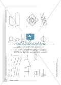 Geometrie - Hausaufgaben zum Thema