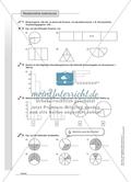 Hausaufgaben zum Thema: Prozentrechnung mit Lösungen. Preview 4