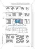 Hausaufgaben zur Darstellung von Brüchen mit Lösungen Preview 1