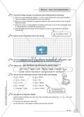 Hausaufgaben zur Darstellung von Brüchen mit Lösungen Preview 5