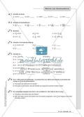 Hausaufgaben zum Umwandeln von Brüchen in Dezimalbrüche und andersherum mit Lösungen. Preview 2