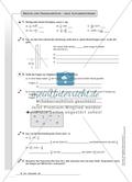 Hausaufgaben zum Umwandeln von Brüchen in Dezimalbrüche und andersherum mit Lösungen. Preview 3