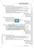 Hausaufgaben zum Berechnen von Termen und Lösen von Gleichungen mit Lösungen. Preview 6
