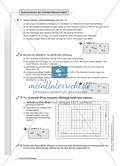 Hausaufgaben zum Berechnen von Termen und Lösen von Gleichungen mit Lösungen. Preview 7