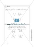 Schülerinnen und Schüler erarbeiten sich mit diesem Material Lerninhalte zum Thema Geometrie mit Aufgaben-, Tipp- und Lösungskarten selbstständig. Preview 7