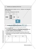 Schüler erarbeiten sich mit diesem Material Lerninhalte zum Thema Zahlraumerweiterung mit Aufgaben-, Tipp- und Lösungskarten selbstständig. Preview 2