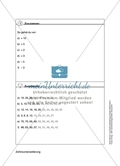 Schüler erarbeiten sich mit diesem Material Lerninhalte zum Thema Zahlraumerweiterung mit Aufgaben-, Tipp- und Lösungskarten selbstständig. Preview 14