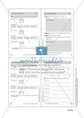 Material für einen kompetenzorientierten Unterricht zum Thema Zahlen und Operationen mit Lösungen. Preview 12