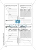 Material für einen kompetenzorientierten Unterricht zum Thema Zahlen und Operationen mit Lösungen. Preview 13
