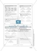 Material für einen kompetenzorientierten Unterricht zum Thema Zahlen und Operationen mit Lösungen. Preview 14