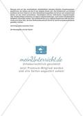 Material für einen kompetenzorientierten Unterricht zum Thema Zahlen und Operationen mit Lösungen. Preview 1