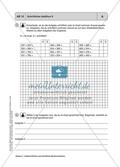 Material für einen kompetenzorientierten Unterricht zum Thema Zahlen und Operationen mit Lösungen. Preview 8