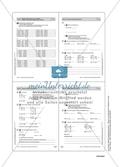 Material für einen kompetenzorientierten Unterricht zum Thema Zahlen und Operationen mit Lösungen (Kl. 4). Preview 11
