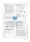 Material für einen kompetenzorientierten Unterricht zum Thema Zahlen und Operationen mit Lösungen (Kl. 4). Preview 13