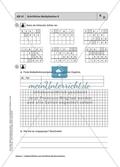 Material für einen kompetenzorientierten Unterricht zum Thema Zahlen und Operationen mit Lösungen (Kl. 4). Preview 8