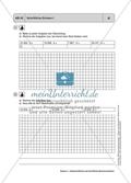 Material für einen kompetenzorientierten Unterricht zum Thema Zahlen und Operationen mit Lösungen (Kl. 4). Preview 9