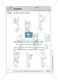Selbstkontrollaufgaben zum Thema Geometrie mit Lösungen. Preview 2