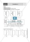 Material für eine Stationenarbeit zum Thema Spiegelungen mit einer Materialaufstellung, Hinweisen und Lösungen. Preview 2