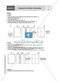 Material für eine Stationenarbeit zum Thema Spiegelungen mit einer Materialaufstellung, Hinweisen und Lösungen. Preview 5