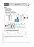 Material für eine Stationenarbeit zum Thema Spiegelungen mit einer Materialaufstellung, Hinweisen und Lösungen. Preview 7