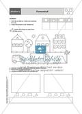 Aufgaben für eine Stationsarbeit zum Thema: Geometrische Formen mit einer Materialaufstellung, einem Laufzettel und den Lösungen. Preview 5